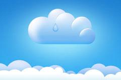 云天气PSD图标下载
