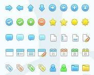 网页设计常用Icon png 图标