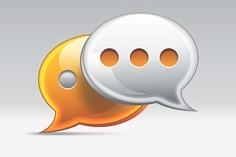 对话聊天图标设计