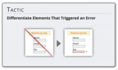 网页设计必读!125个小优化提升网页可用性(一)